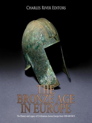 cover image of The Bronze Age in Europe