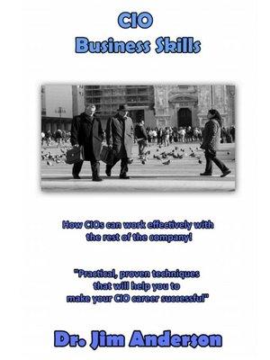 cover image of CIO Business Skills