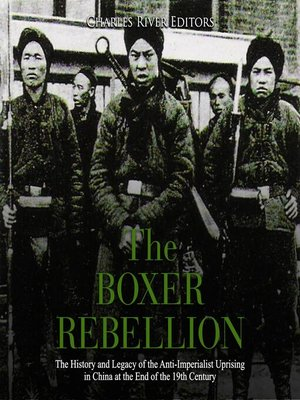 cover image of The Boxer Rebellion