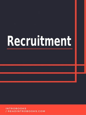 cover image of Recruitment