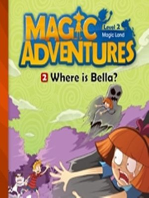 cover image of Where is Bella?