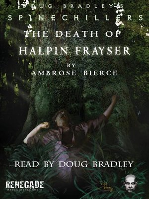 cover image of The Death of Halpin Frayser