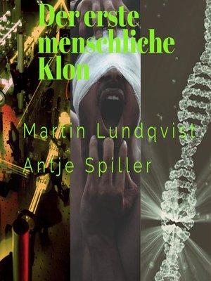 cover image of Der erste menschliche Klon