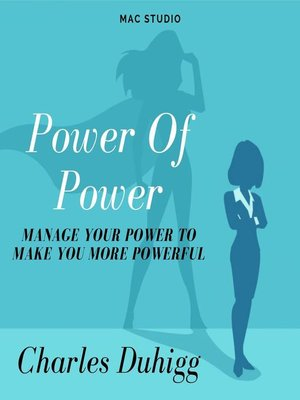 cover image of Power of Power
