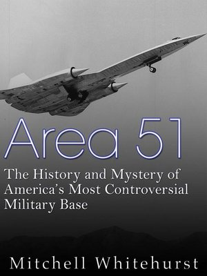cover image of Area 51