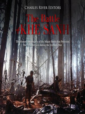 cover image of The Battle of Khe Sanh