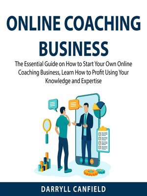 cover image of Online Coaching Business