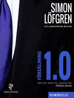 cover image of Försäljning 1.0