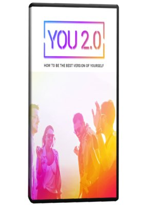 cover image of You 2.0, How to Be the Best Version of Yourself