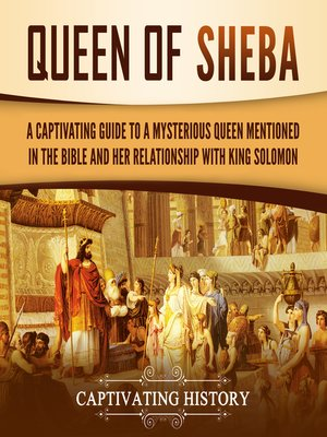 cover image of Queen of Sheba