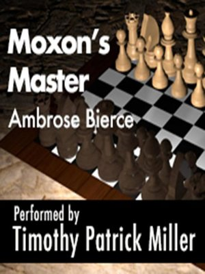 cover image of Moxon's Master