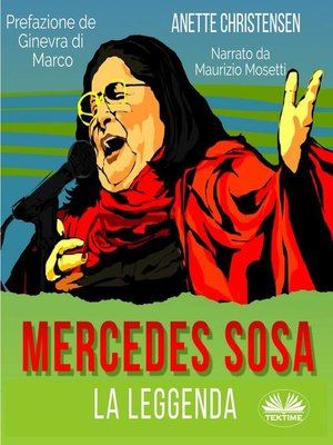 cover image of Mercedes Sosa--La Leggenda