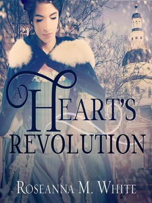 cover image of A Heart's Revolution