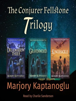 cover image of The Conjurer Fellstone Trilogy
