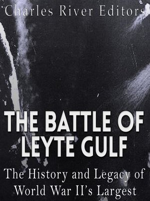 cover image of The Battle of Leyte Gulf