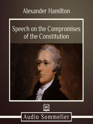 cover image of Speech on the Compromises of the Constitution