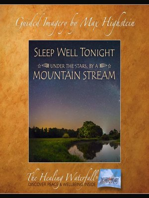 cover image of Sleep Well Tonight