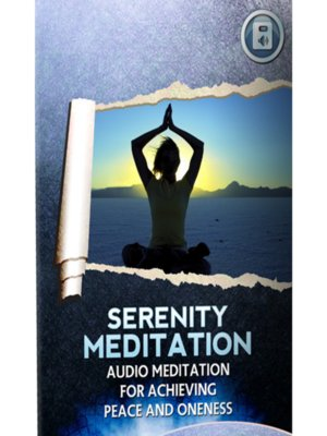 cover image of Serenity Meditation