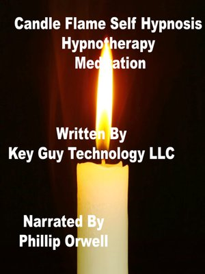 cover image of Candle Flame Self Hypnosis Hypnotherapy Meditation