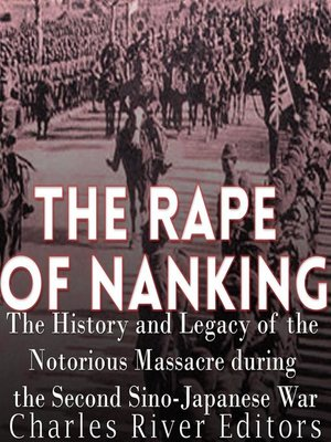 cover image of The Rape of Nanking