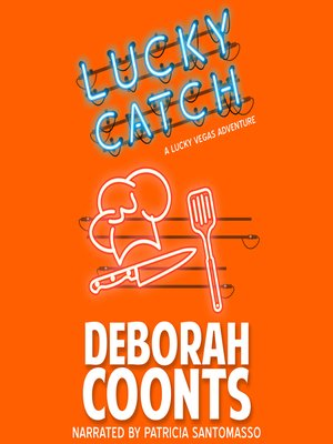 cover image of Lucky Catch
