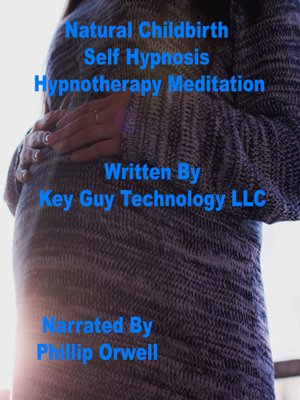 cover image of Natural Childbirth Self Hypnosis Hypnotherapy Meditation