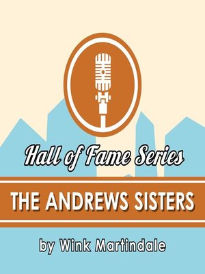 cover image of The Andrews Sisters