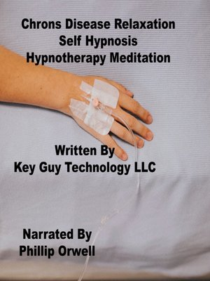 cover image of Chrons Disease Self Hypnosis Hypnotherapy Meditation