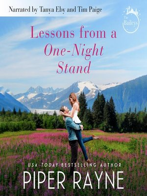 cover image of Lessons from a One-Night Stand