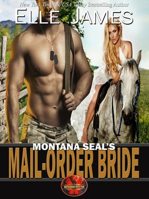 cover image of Montana SEAL's Mail-Order Bride