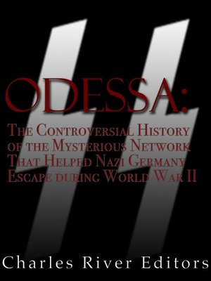 cover image of ODESSA