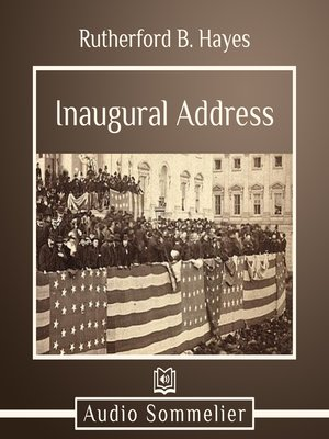 cover image of Inaugural Address
