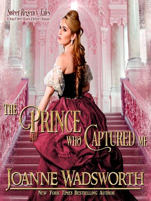 cover image of The Prince Who Captured Me