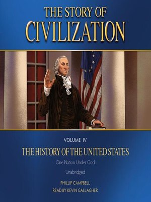 cover image of The Story of Civilization, Volume 4