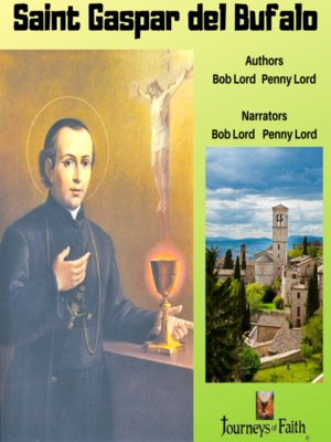 cover image of Saint Gaspar del Bufalo