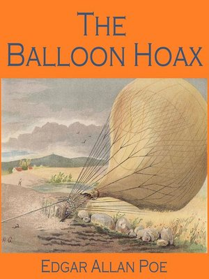 cover image of The Balloon Hoax