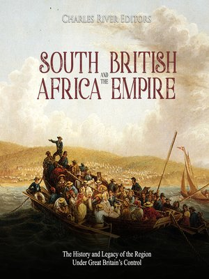 cover image of South Africa and the British Empire