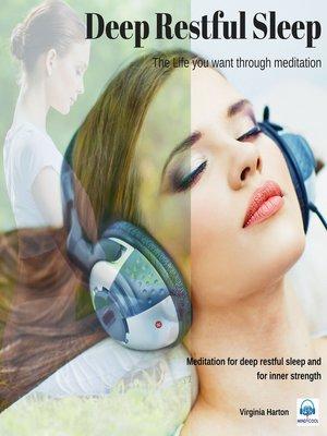 cover image of Deep Restful Sleep
