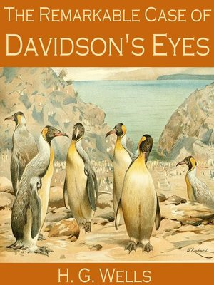 cover image of The Remarkable Case of Davidson's Eyes