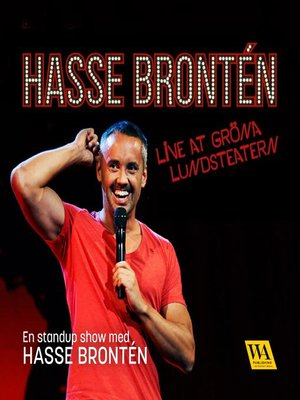 cover image of Hasse Brontén--Live at Gröna Lundsteatern
