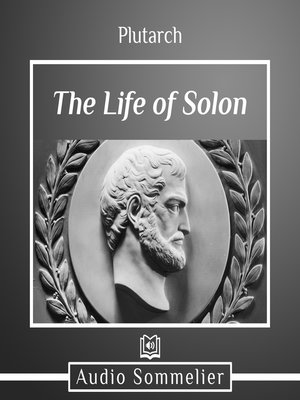 cover image of The Life of Solon