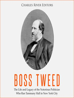 cover image of Boss Tweed