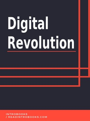 cover image of Digital Revolution