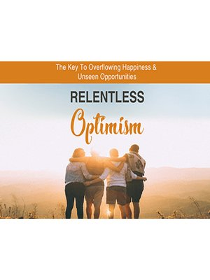 cover image of Relentless Optimism