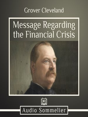 cover image of Message Regarding the Financial Crisis