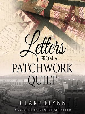 cover image of Letters from a Patchwork Quilt