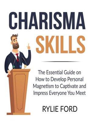 cover image of Charisma Skills