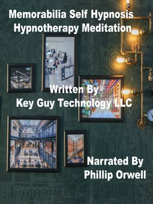 cover image of Memorabilia Self Hypnosis Hypnotherapy Meditation