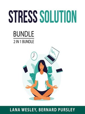 cover image of Stress Solution Bundle, 2 in 1 Bundle
