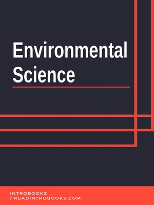 cover image of Environmental Science